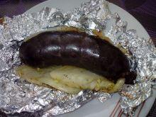 Kaszanka z grilla