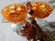 Kaszkowo- nektarynkowy deser :
