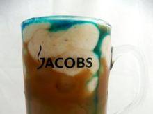 Kawa bananowa z curacao