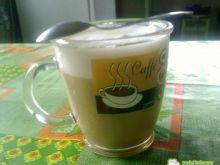 kawa cappucino z imbirem