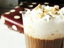 Kawa chałwowo - orzechowa