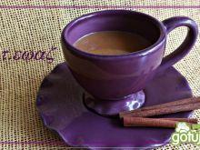 Kawa czekoladowo cynamonowa