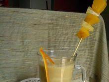 Kawa jogurtowo-brzoskwiniowa