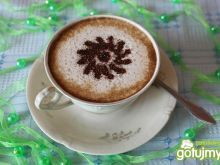 Kawa kokosowo - czekoladowa