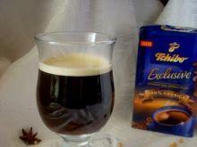 Kawa korzenna z miodem i rumem