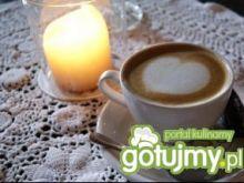 Kawa latte.