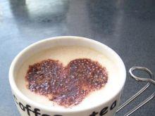 Kawa - lodowate serce (domowe frappe)