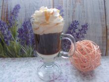 Kawa na zimno podwójnie mleczna
