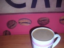 Kawa o posmaku piernikowym