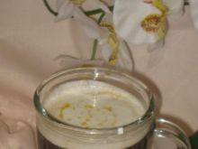 Kawa pomaranczowo-kokosowa