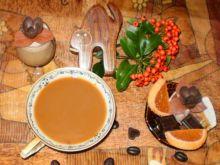 Kawa z czekoladą i Cacao Choix :