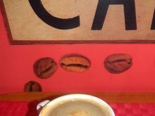 Kawa z dodatkiem wiśniówki