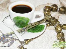 Kawa z lawendowego pola :