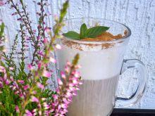Kawa z miodem i cynamonem