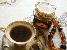 Kawa z miodem kasztanowym :