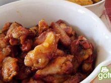 Kawałki kurczaka w miodzie i chilli