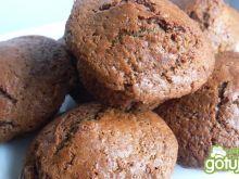 Kawowe muffinki z żurawiną