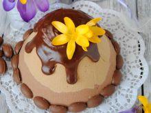 Kawowo-czekoladowa pascha z nutą orzechów