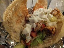 Kebab w bułce - od podstaw