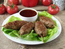 Kebabczety wieprzowe z grilla