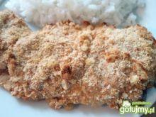 Kefirowy kurczak w krakersach