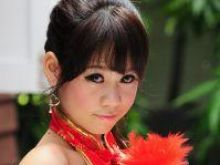 Kelnerka-robot w Chinach