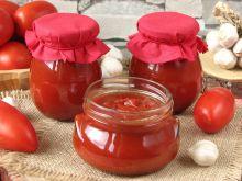 Ketchup pomidorowy bez cukru