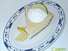 Key Lime Pie - tarta limonkowa