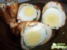 Kieszonki z jajkiem
