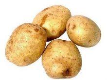 Kipiąca woda gdy gotujemy ziemniaki