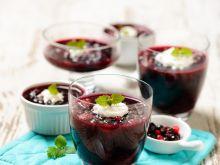 Jak zrobić kisiel z sezonowych owoców?