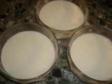 Kisiel mleczny