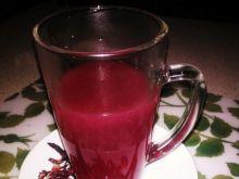 Kisiel z hibiskusa