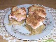 Kisielowe ciasto owocowe