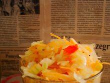 Kiszona kapusta z chilli
