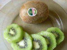 Kiwi - owoc aktinidii