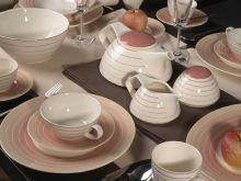 Klasyczna prosta porcelana