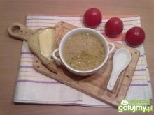 Klasyczna zupa cebulowa