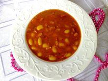 Klasyczna zupa fasolowa