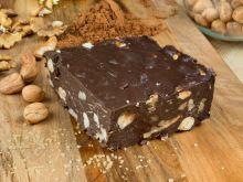 Przepis na klasyczny blok czekoladowy z herbatnikami