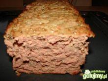 Klops mięsny z wątróbką