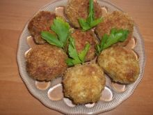 Klopsiki mięsno-jajeczne z ryżem