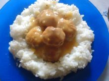 Klopsiki z ryżem