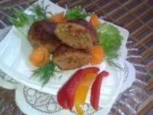 Klopsy mielone z warzywami