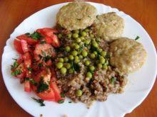 klopsy, pulpety z warzywami