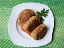 Klopsy z ryżem i warzywami