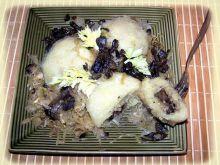 Kluchy nadziewane mięsem z grzybami