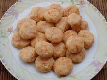 Kluseczki ziemniaczano-marchewkowe