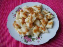 Kluseczki ziemniaczano-serowe