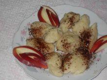 Kluski kładzione z ziemniaków i mąki